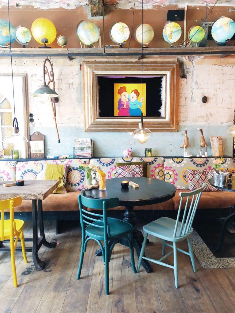 Dikke Dirck grill restaurant Harderwijk made by ellen
