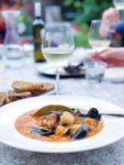 Gebonden vissoep maken - snel & makkelijk recept , made by ellen