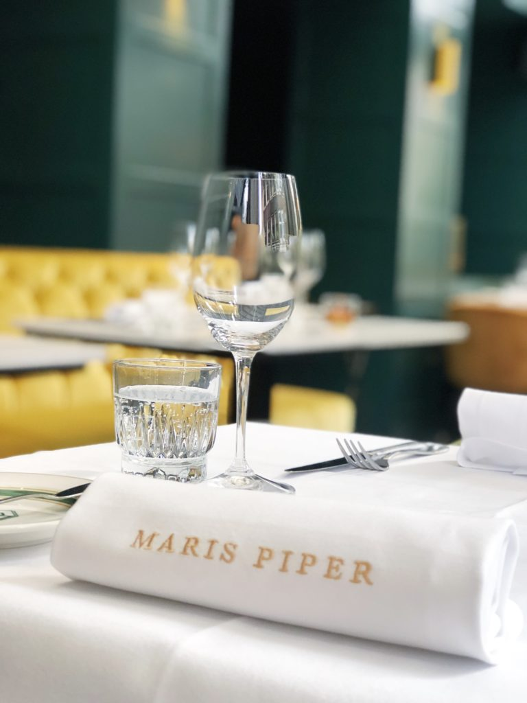 Maris Piper Amsterdam de bloemkool met kaas én truffel, made by ellen