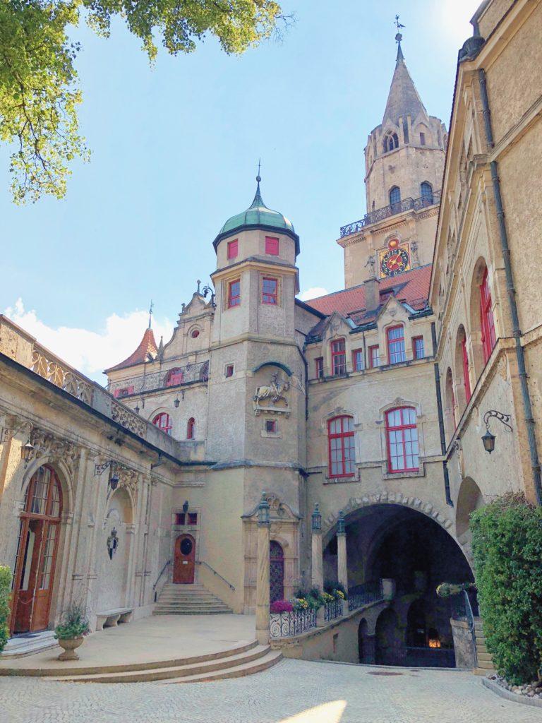 Kasteel Sigmaringen Duitsland, made by ellen