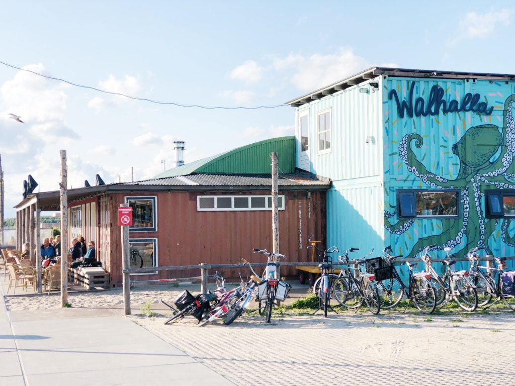 hotspot strandtent Walhalla Harderwijk, made by ellen