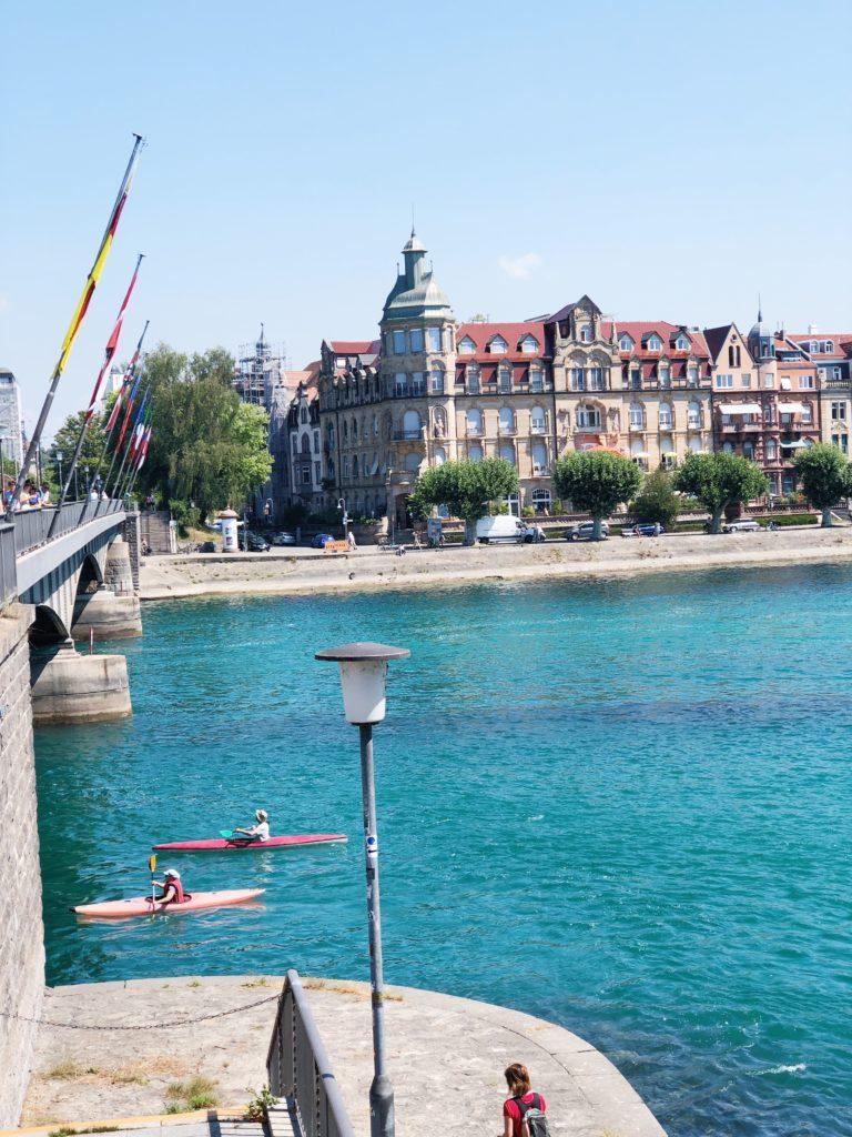 Konstanz per kano ontdekken baden-wurttemberg, made by ellen
