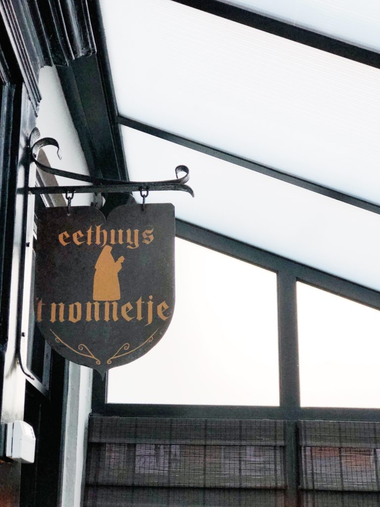 restaurant 't Nonnetje made by ellen