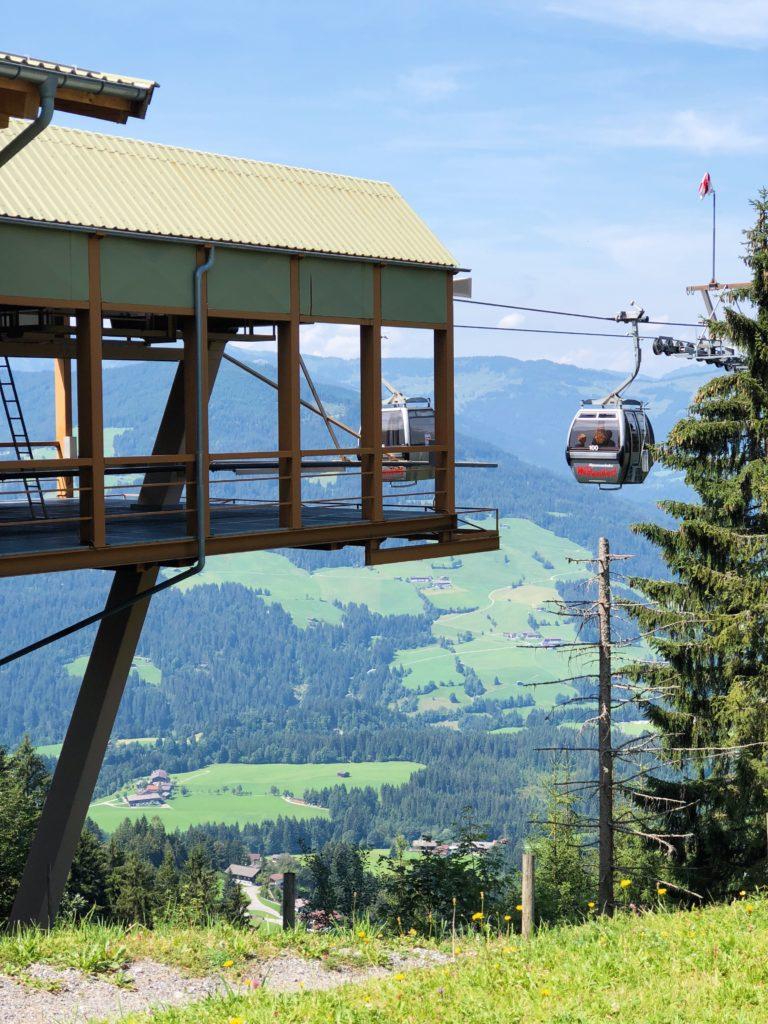 Westendorf het Talkasers belevingsland Alpinolino