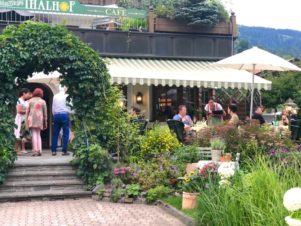 Kochart restaurant Thalhof brixen im thale, made by ellen