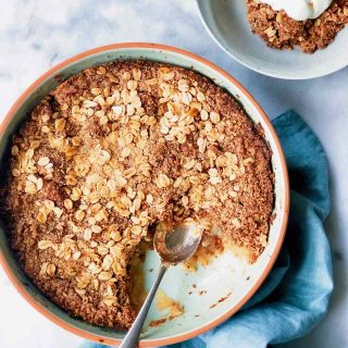 Recept appel crumble made by ellen