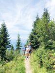 Zomervakantie met gezin in Kitzbueheler Alpen (Oostenrijk)