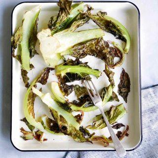 Bloemkool bladeren eten? Dat kan! Uitleg + recept