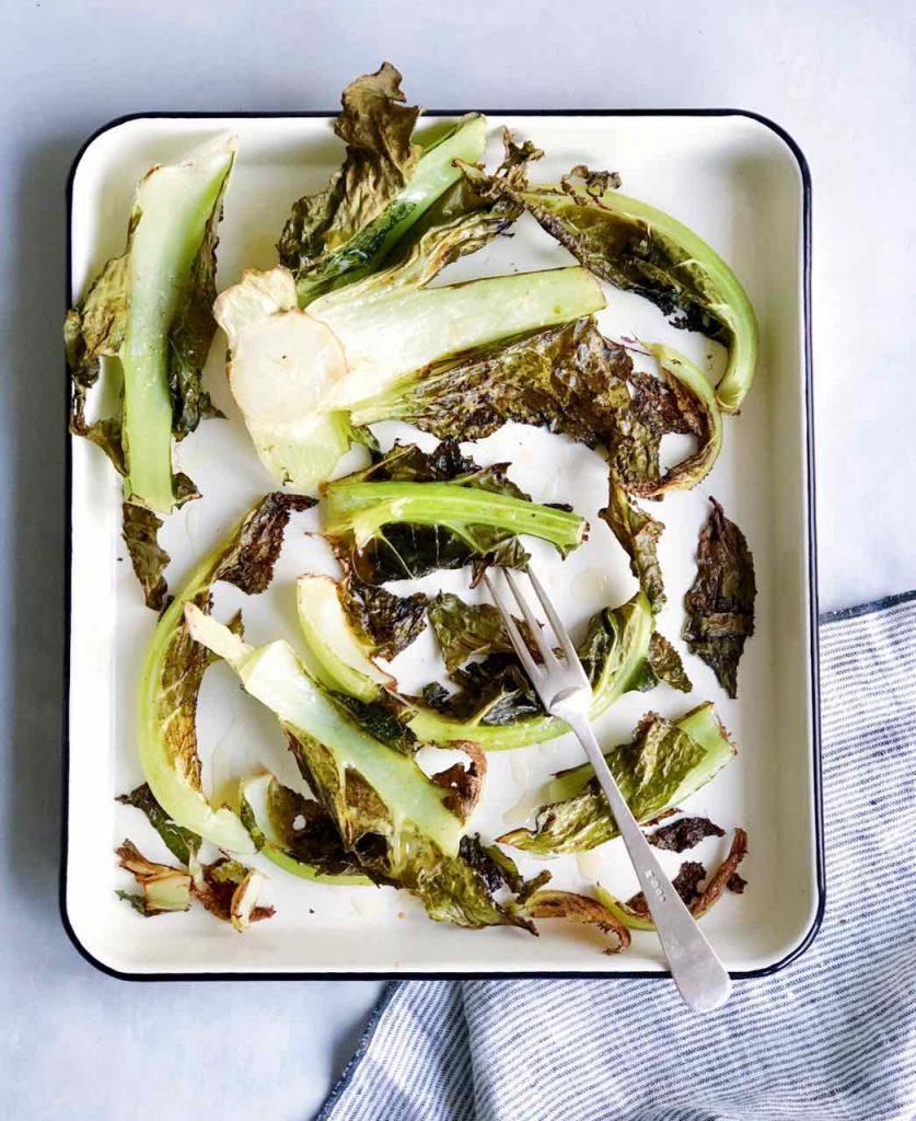 Bloemkoolbladeren eten? Dat kan! Uitleg + recept