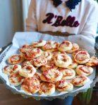Mini pizza maken