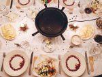 Vegetarisch gourmetten met raclette