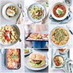 Week zonder VLees recepten, made by ellen
