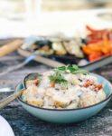 Frisse aardappelsalade BBQ