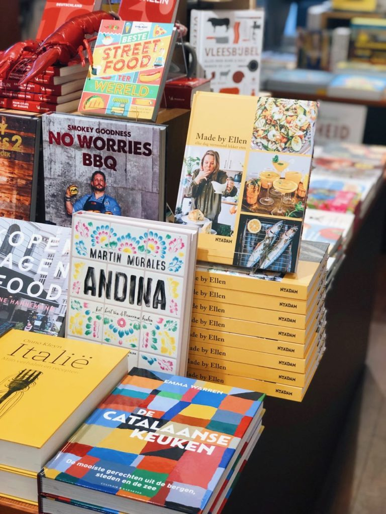 Kookboekwinkel made by ellen kookboek