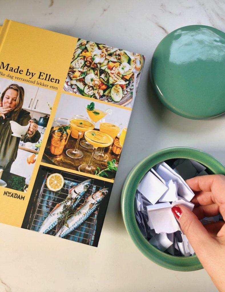 Actie kookboek
