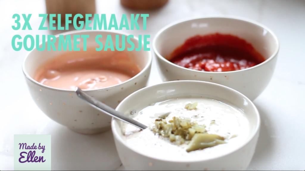 Gourmet saus: de lekkerste sausjes maak je zelf!