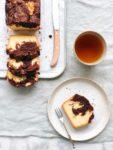 Marmercake met echte chocolade
