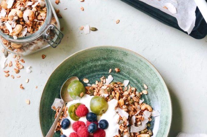 10x gezonde granola recepten om zelf te maken