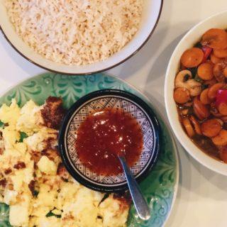 Corona koken: wok recept met oestersaus