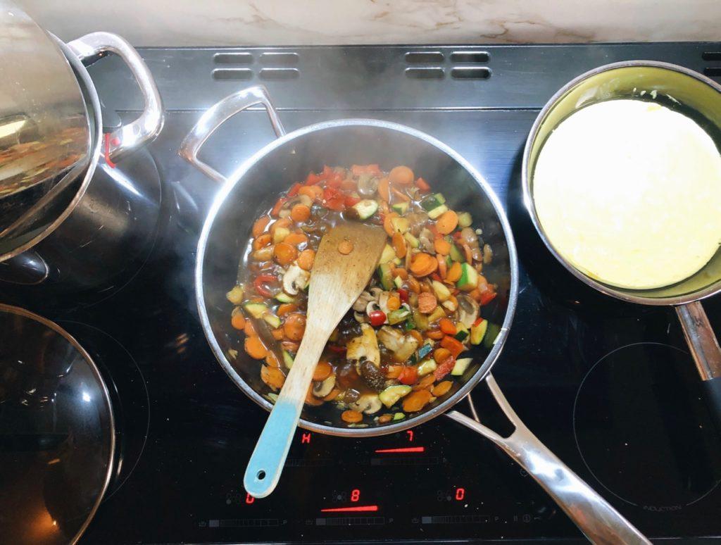 Wok recept met oestersaus, made by ellen