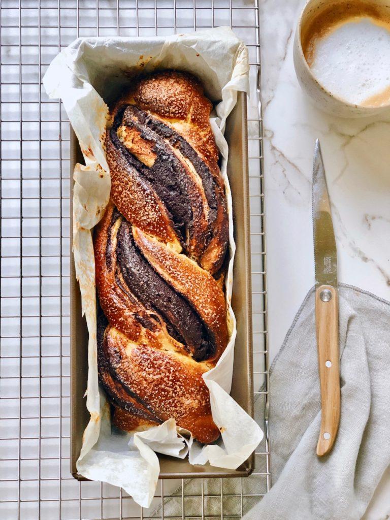 Babka recept - een heerlijk gevlochten chocoladebrood