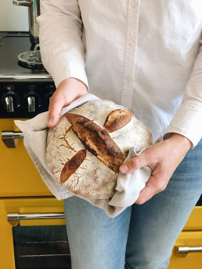 Zuurdesembrood maken