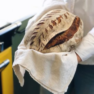 Zuurdesembrood bakken basisrecept