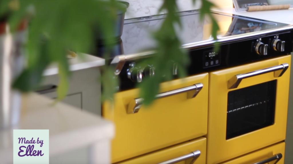 VIDEO: Kijkje in mijn nieuwe keuken!