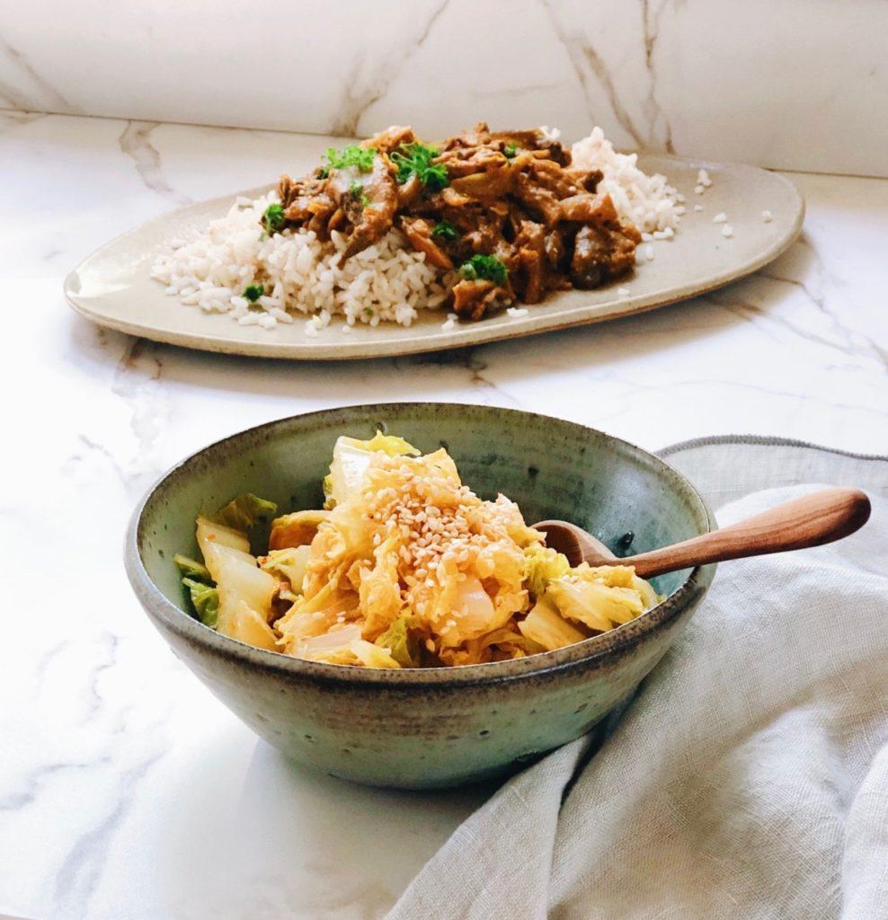 Chinese kool recept & hoe te snijden en bereiden