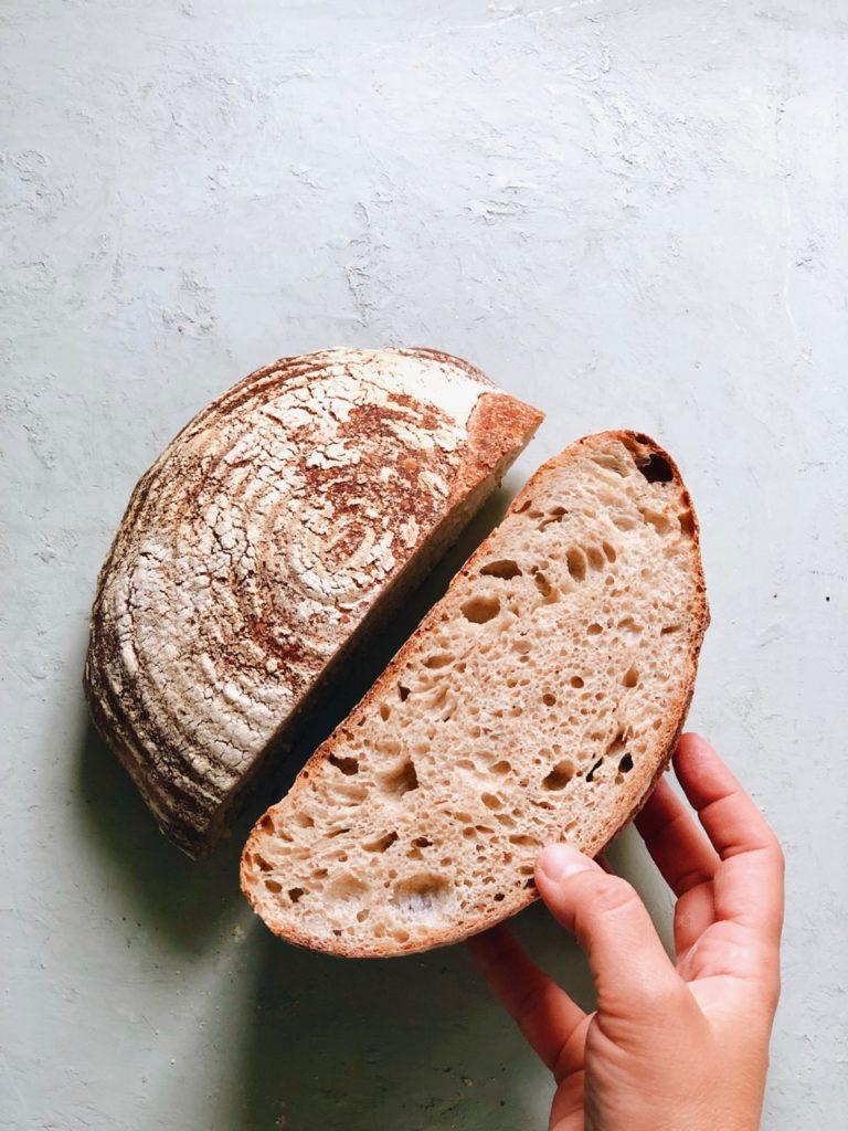 Brood hoger bakken met T65 bloem + tips brood bakken