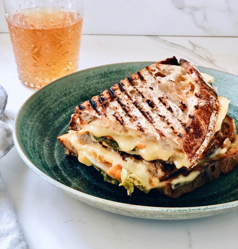 Kimcheese tosti