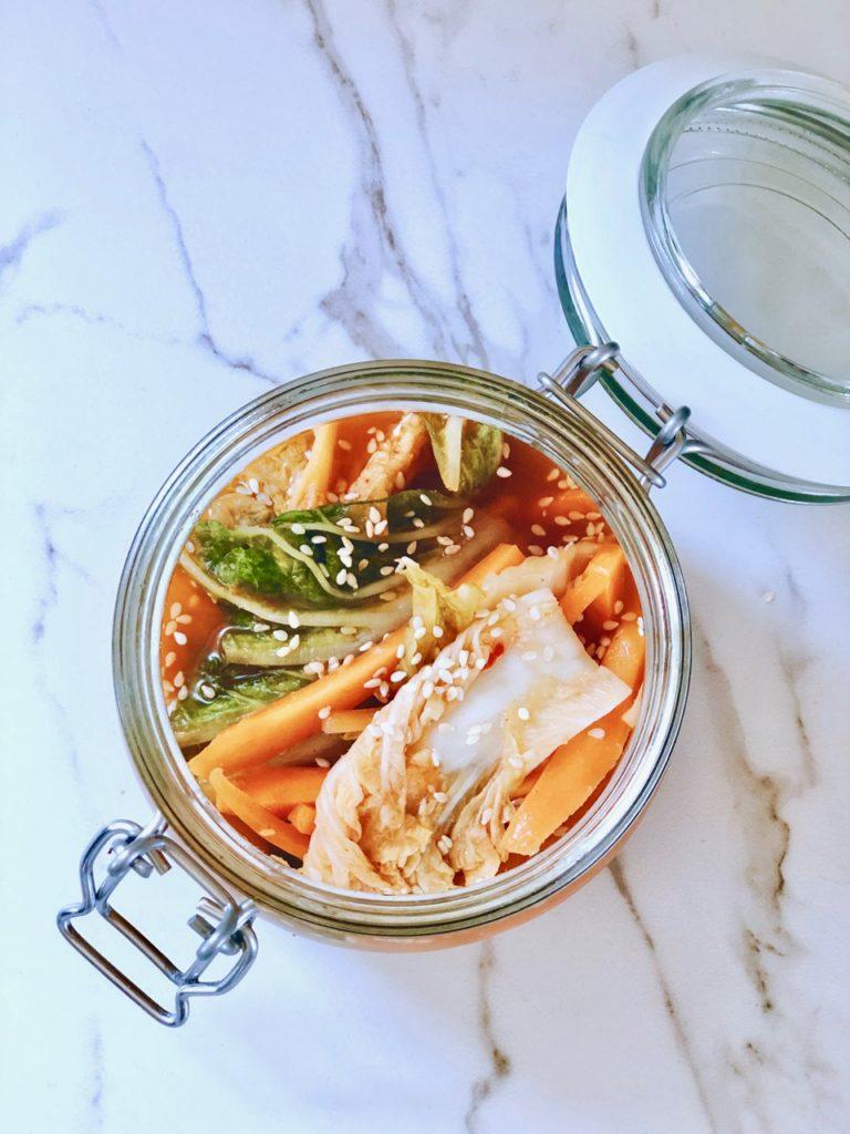 Recept kimchi maken