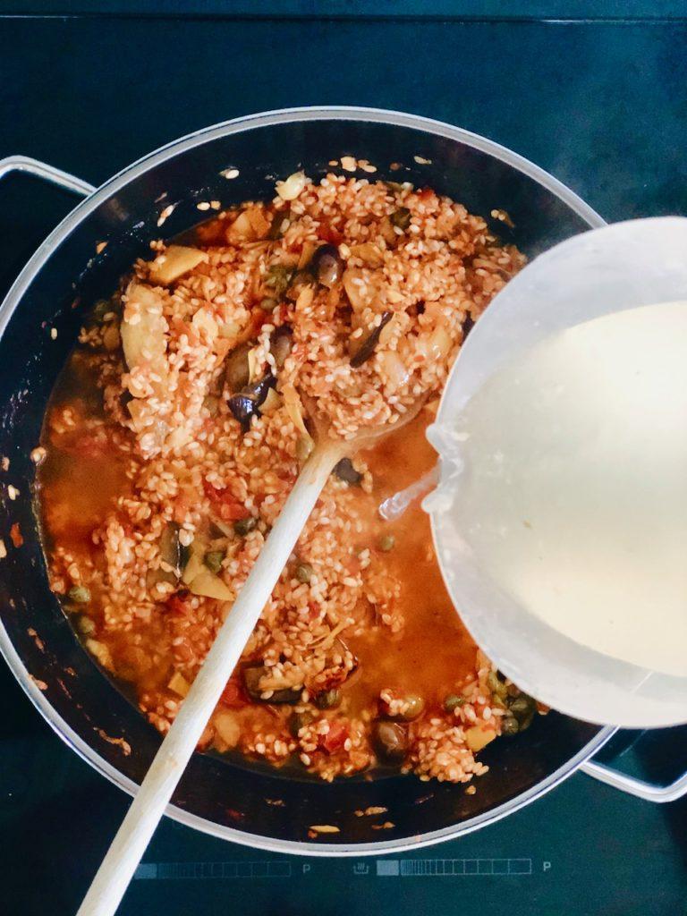 Spaanse paella maken