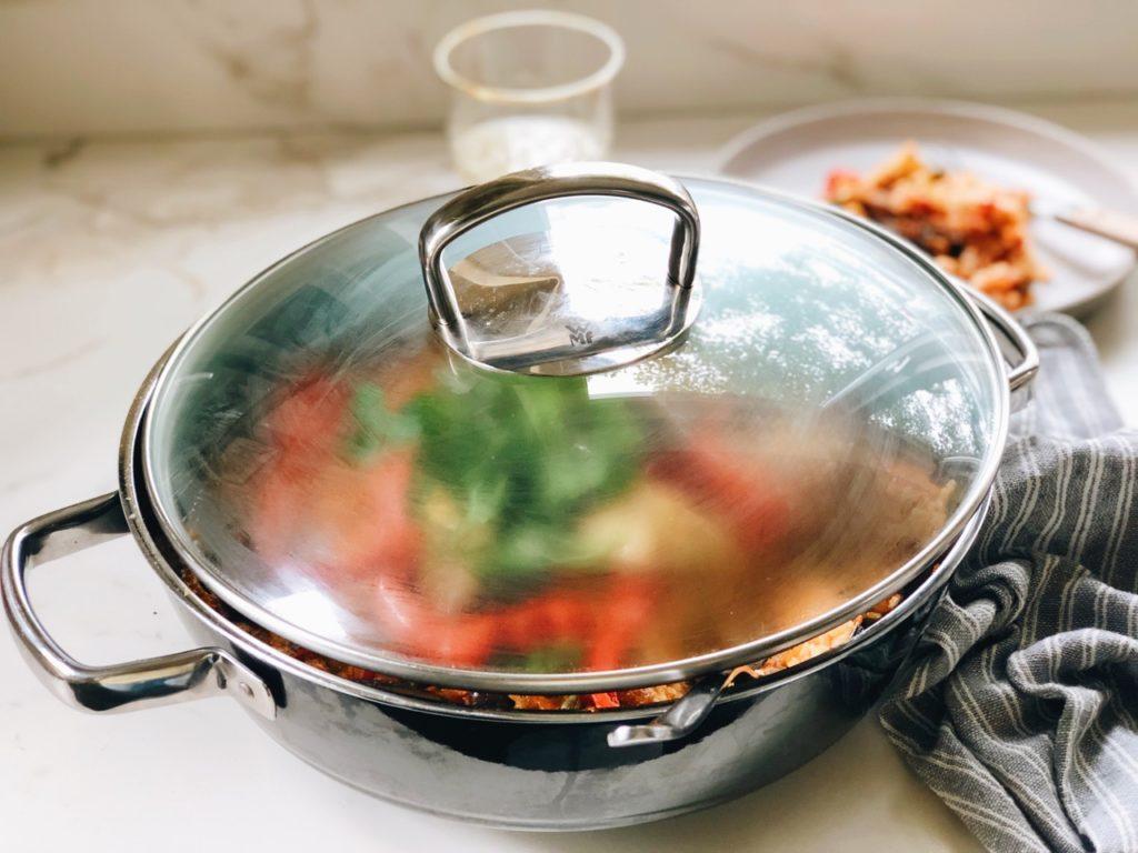 WMF pan koken