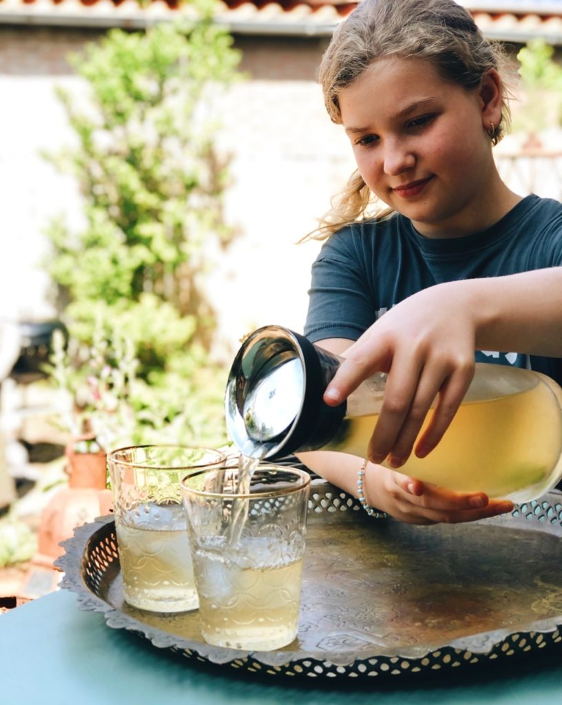 IJsthee zonder suiker maken (suikervrij)