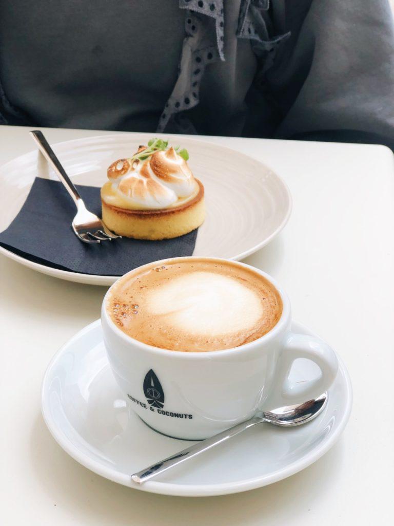 koffie en taart pip deli haarlem